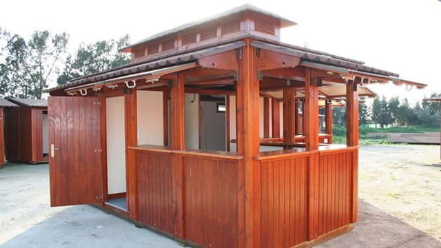 Casas de jardin de madera casetas de jardn mas de dos for Casetas jardin aki