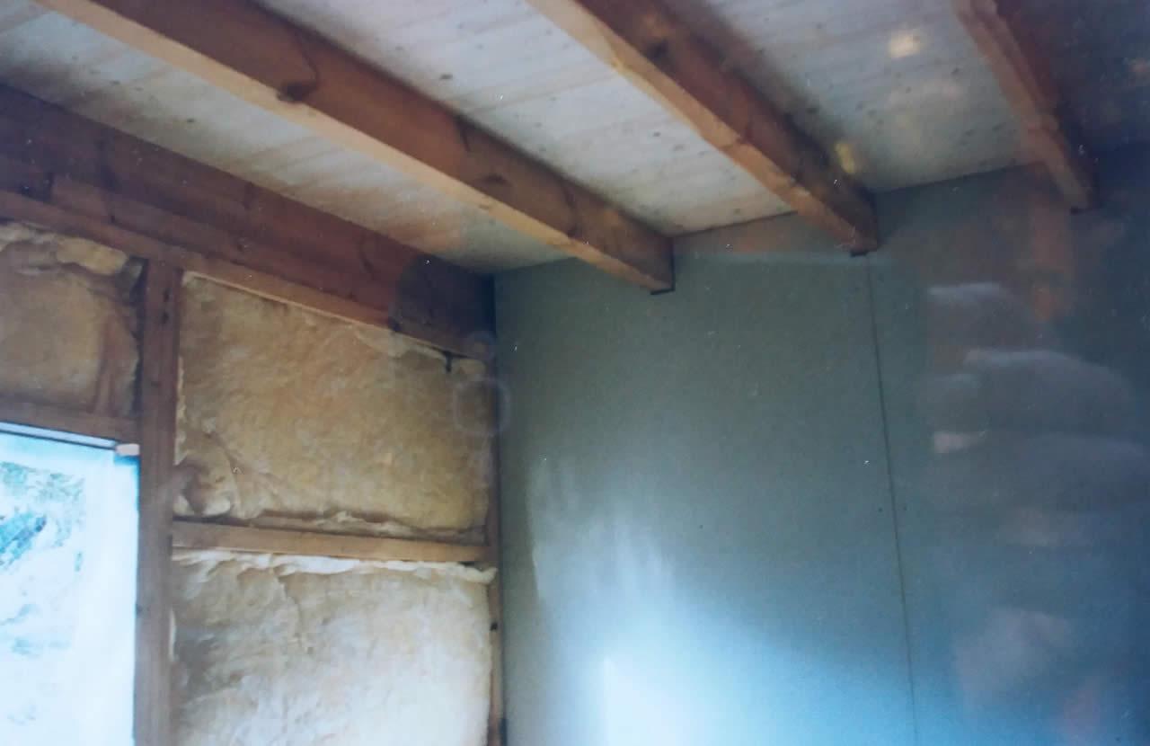 Casa de madera para vivienda unifamiliar en el campo for Casas de madera a medida