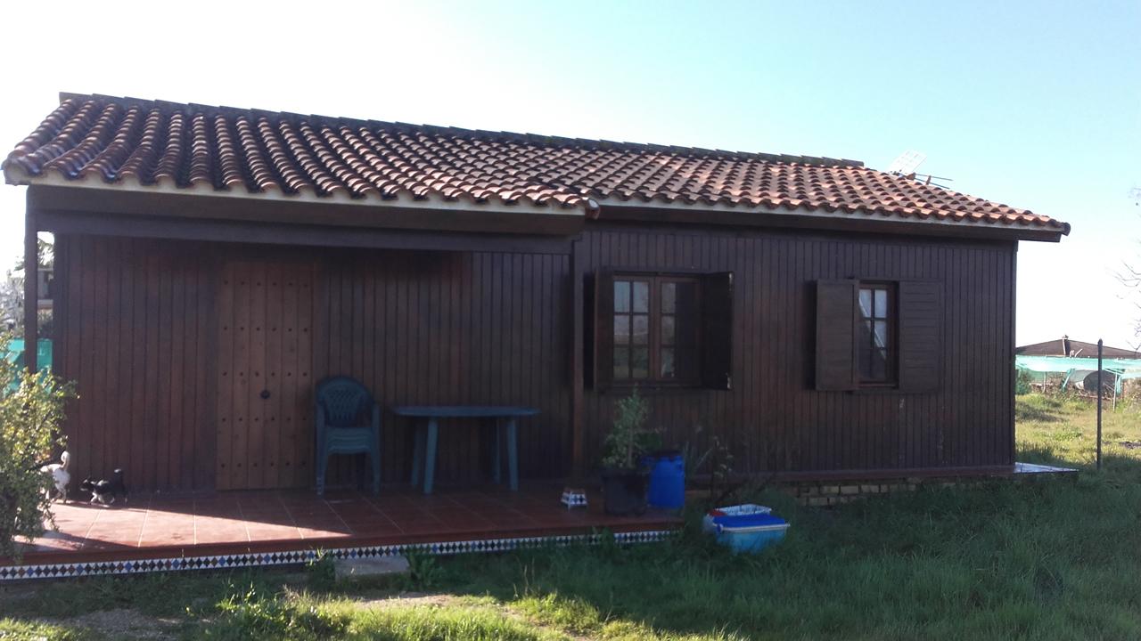Casa unifamiliar de madera casas de madera a medida for Casas de madera a medida