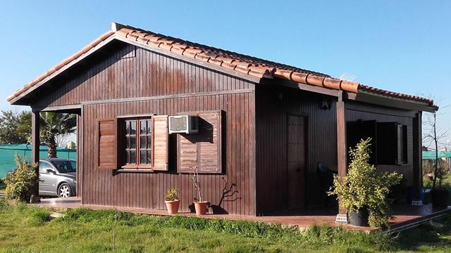 Construcciones fares casas de madera a medida for Casas de madera a medida