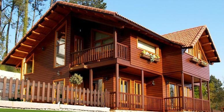 Caba as de madera una soluci n ecosostenible casas de for Casas de madera a medida
